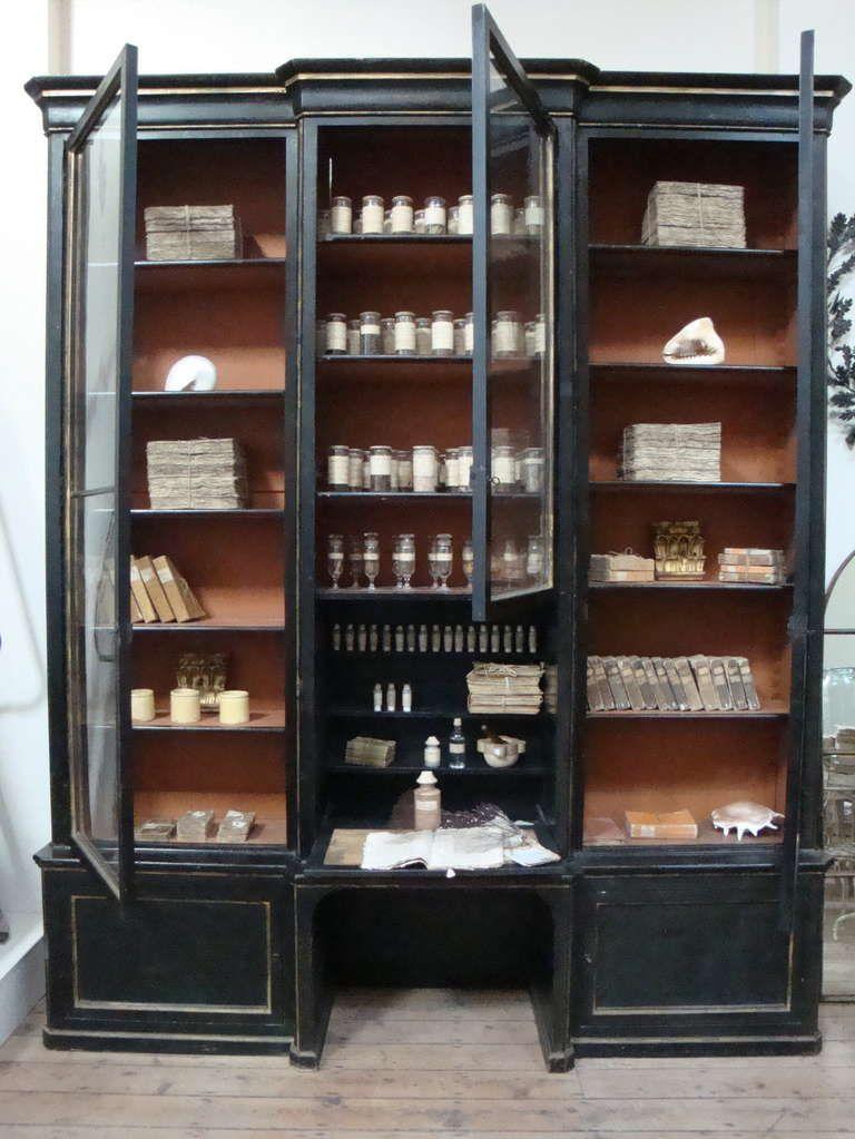 stylish parisian bibliotheque with sliding desk storage shelving rh pinterest co uk