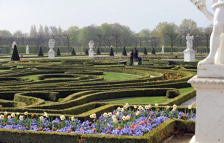 Die Schonsten Parks Und Garten Deutschlands In 2020 Parks Garten Bilder