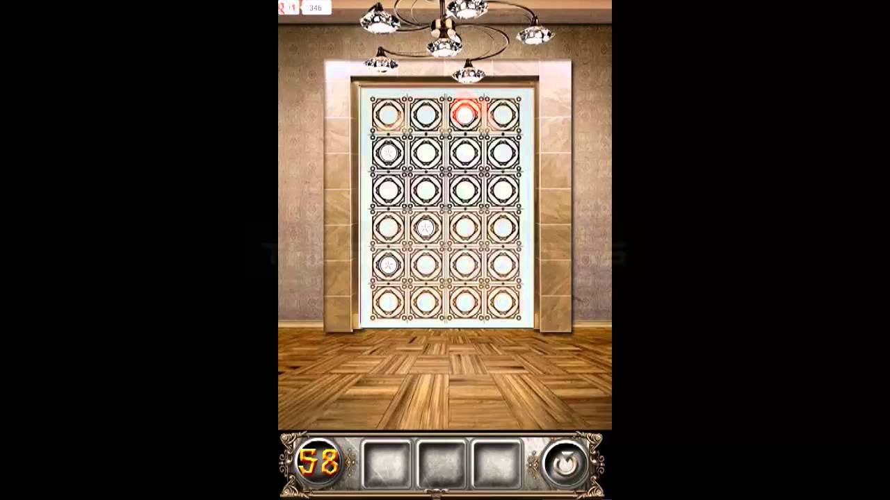 Awesome 100 Floors Escape Level 58 Solution And View Doors And Floors Flooring Doors