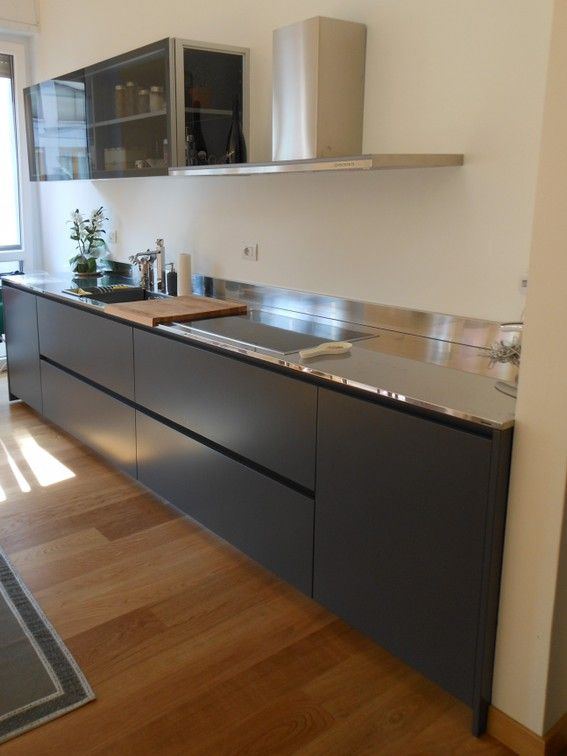 cucine ernestomeda - one grigio ghisa   kitchen   Pinterest   Cucina