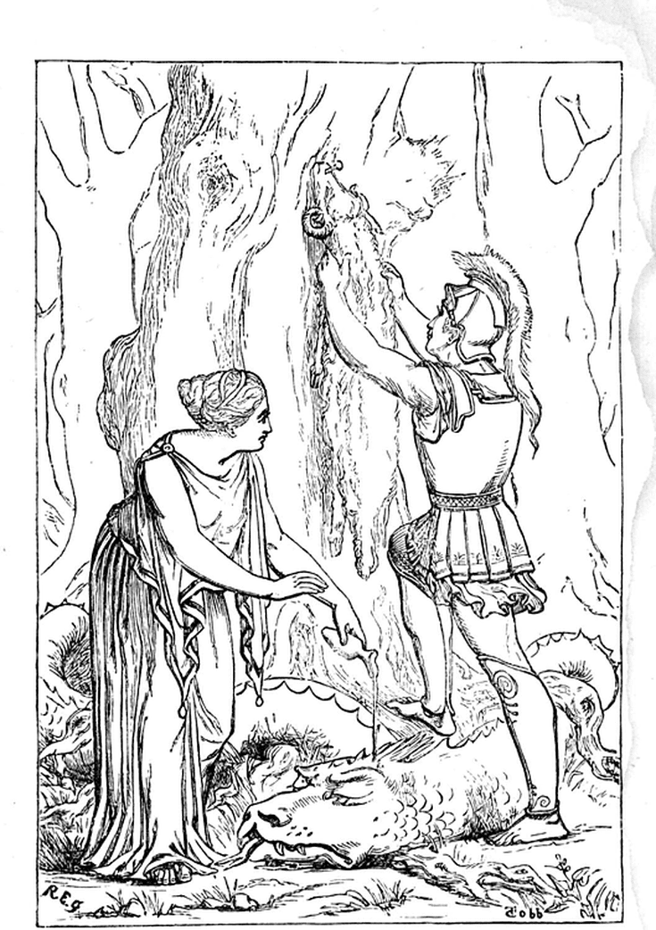 Cannibalism Depicted in Ancient Greek Mythology