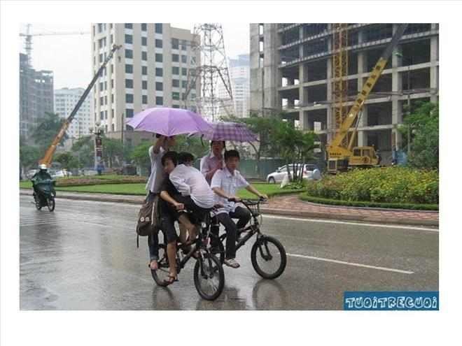 Só Acontece Na China