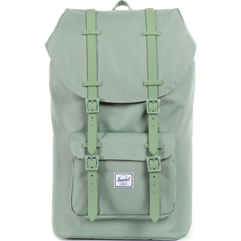 22158bddb12e Herschel Little America Poly Rubber Backpack