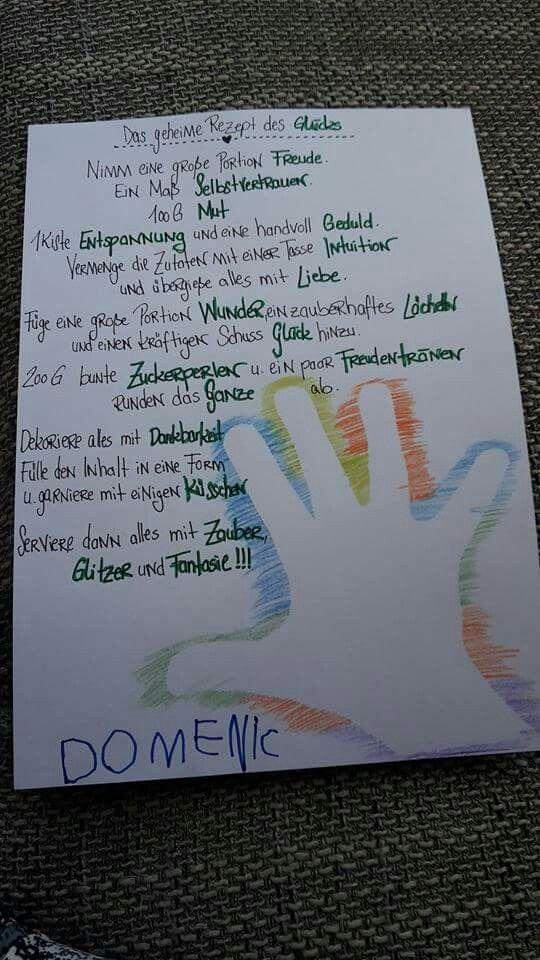 gedicht kindergarten pinterest On geschenke zum abschied