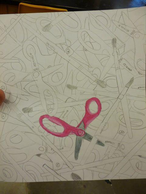 5th Grade Emphasis Work In Progress Artistic Freedom