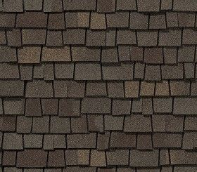 Textures Texture Seamless Gaf Asphalt Shingle Roofing