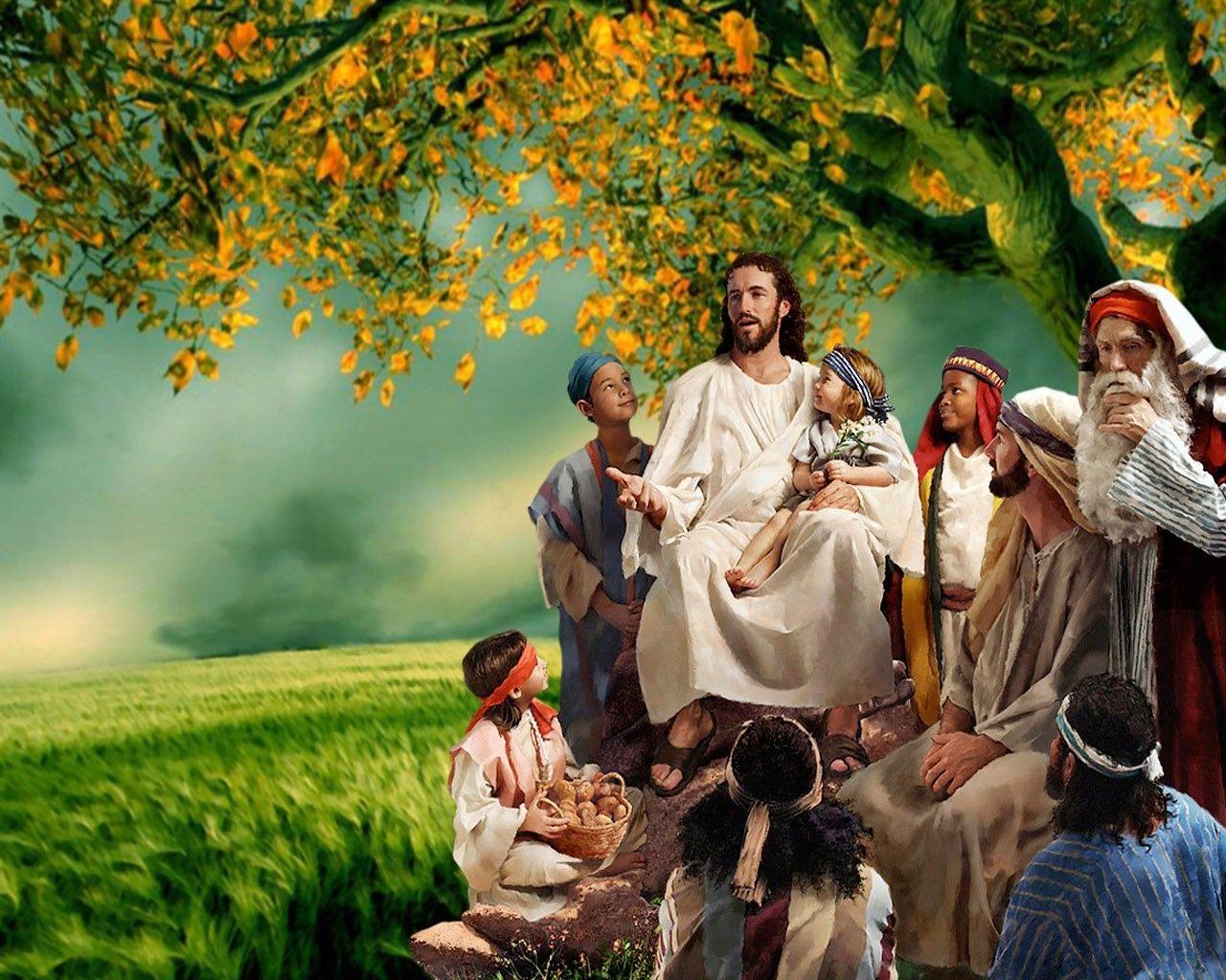 Jesus Computer Wallpapers Desktop Backgrounds 1920x1080 Id 296717 Jesus Christ Artwork Jesus Wallpaper Jesus Pictures