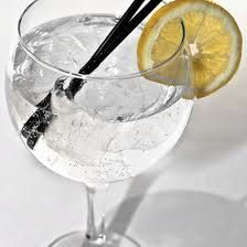 Gin 209 with tonic water.