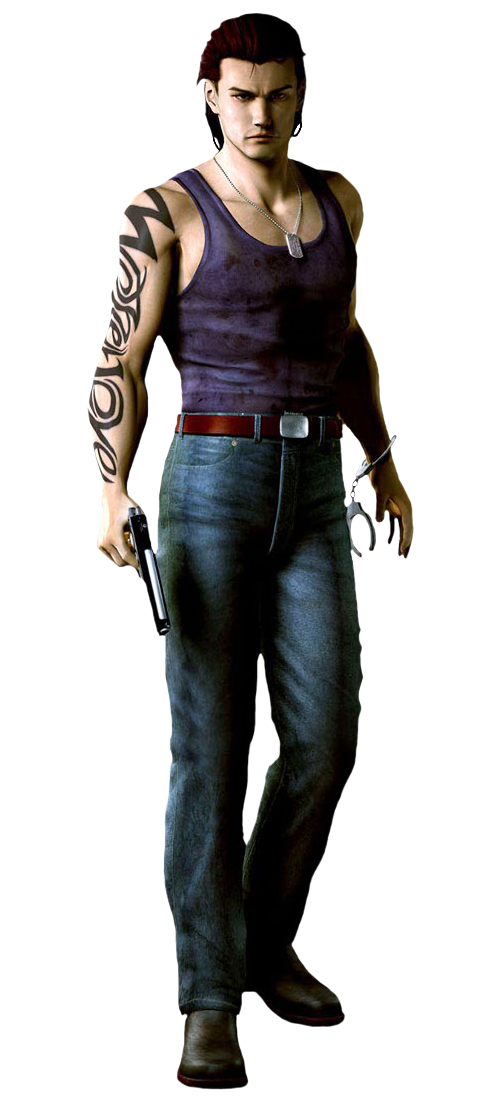 Billy Coen Re0 Png By Isobel Theroux Deviantart Com On Deviantart Resident Evil Resident Evil Game Resident