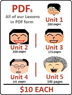 Lesson 1 Basic Korean sentences and Korean particles