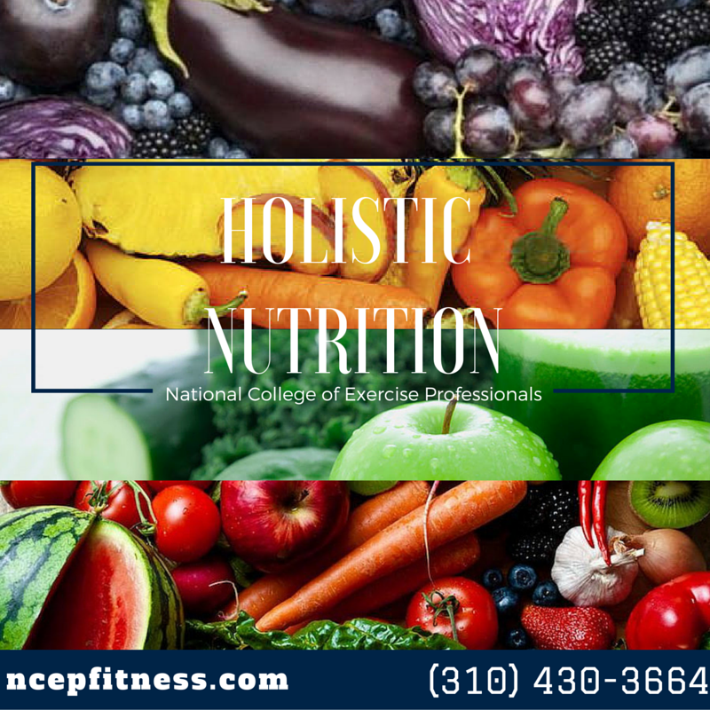 The NCEP Holistic Nutritionist Certification course will set you ...