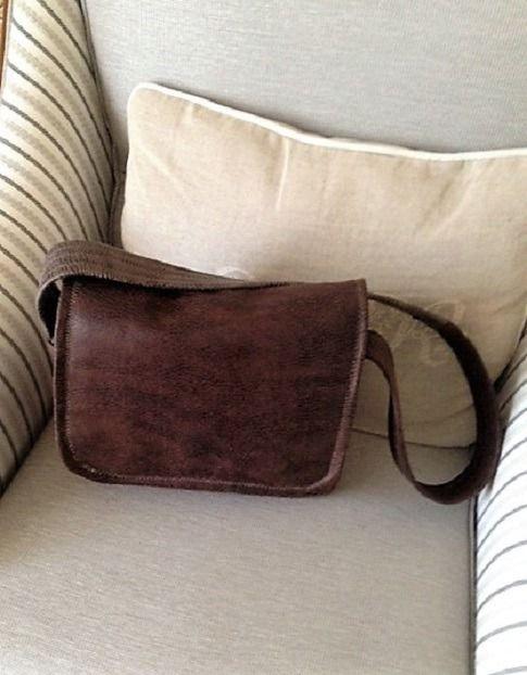 sac besace old english leather : Sacs bandoulière par danetgeo