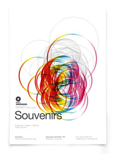 Souvenirs by Diego Bellorin, via Behance