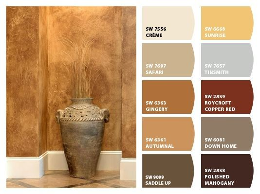 image result for mahogany paint scheme color our new home tuscan rh pinterest com