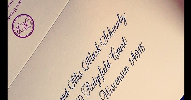 Happy weddingwednesday i was asked to do some calligraphy font