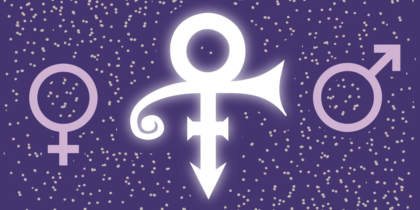 The Higher Meaning Behind Prince S Love Symbol The Artist Prince Love Symbols Prince Symbol