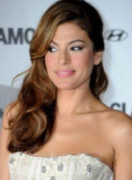 Ponytail Hairstyles For Strapless Dress Strapless Dress Hairstyles Loose Waves Hair Side Swept Hairstyles