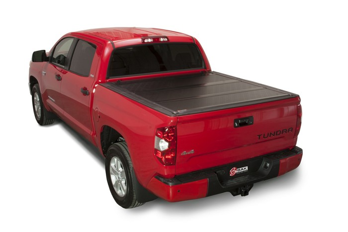 20162020 5ft. Bed BAKFlip FiberMax Folding Tonneau