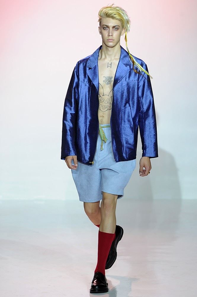 Thaddeus ONeil Spring Summer 2016 Primavera Verano #Menswear #Trends #Moda Hombre - New York Fashion Week - M.F.T.