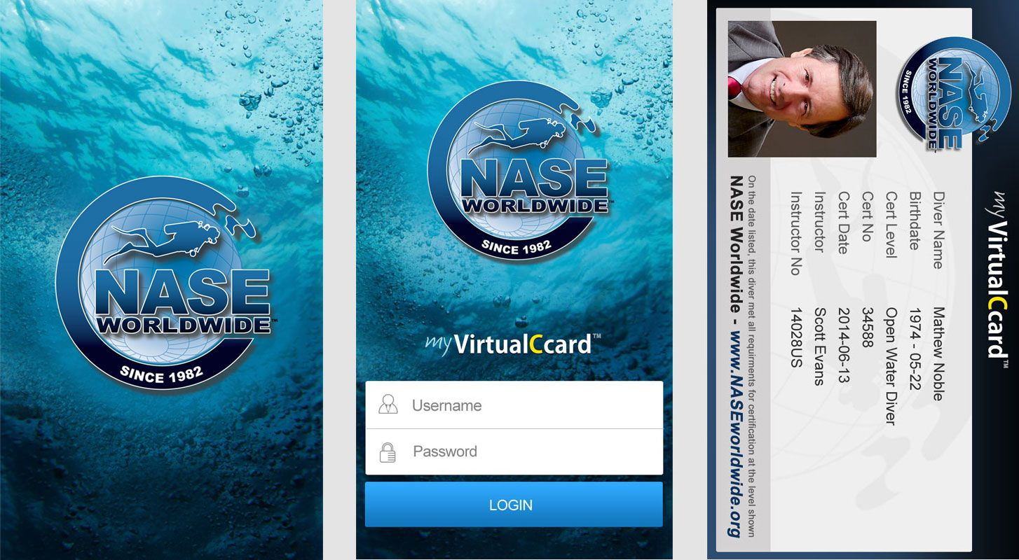 Never forget your certification card at home again. The NASE ...