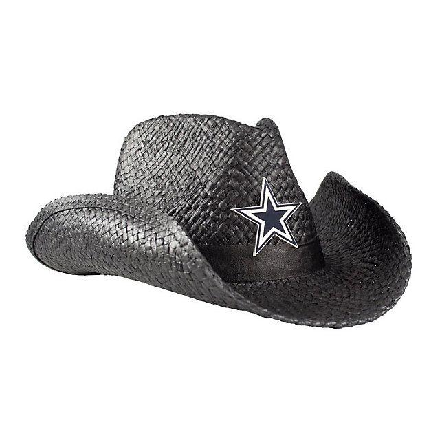 Dallas Cowboys Cowboy Hat - Black  e1efd4ace