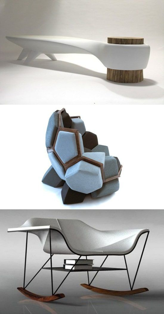 Stunning Futuristic Seating Furniture Designs to Provide