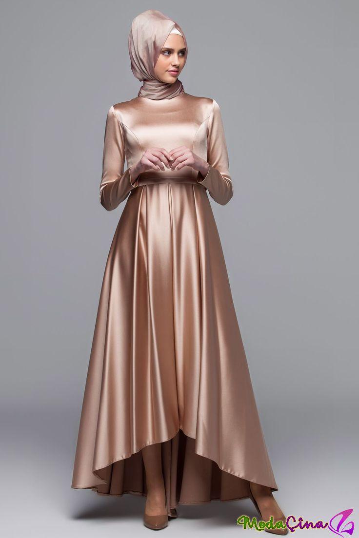 2018 Tesettur Abiye Elbise Modelleri Tesettur 2019 Hijab Clothing The Dress Elbise Elbise Modelleri