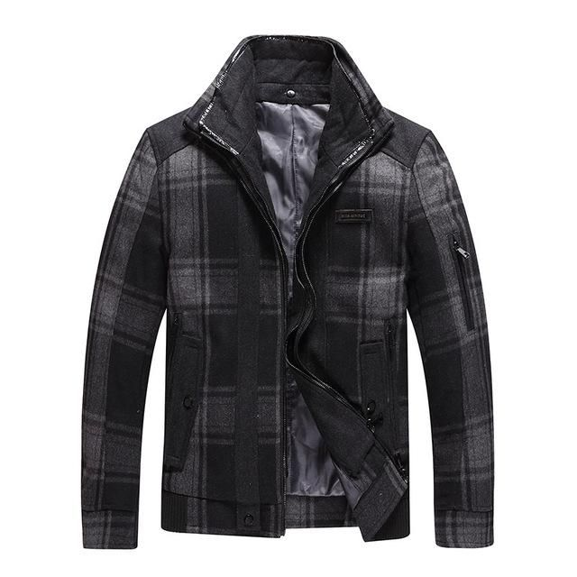 Les vestes a la mode pour homme