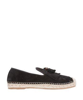 LOUIS LEEMAN Espadrilles Suede. #louisleeman #shoes #flats