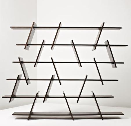 Prototype 'Italic Shelf' 2008 by Ronen Kadushin