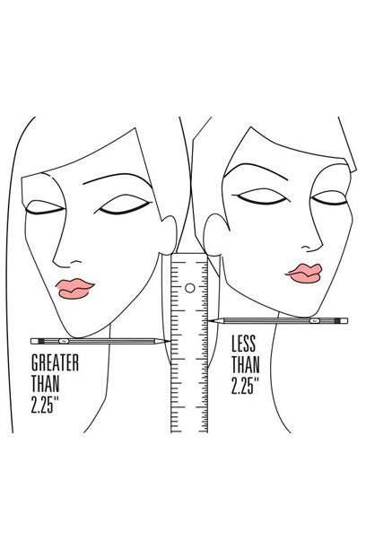 Warum Ein Lineal Die Perfekte Frisur Verrät Beauty Tipps Lange