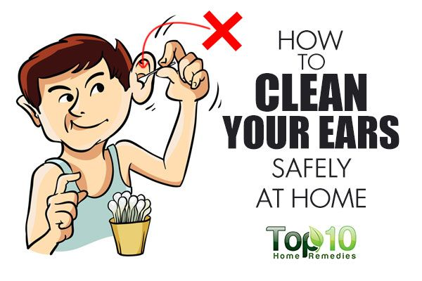 How To Clean Your Ears Safely At Home Top 10 Home Remedies Cleaning Your Ears Ear Wax Ear Cleaning Wax