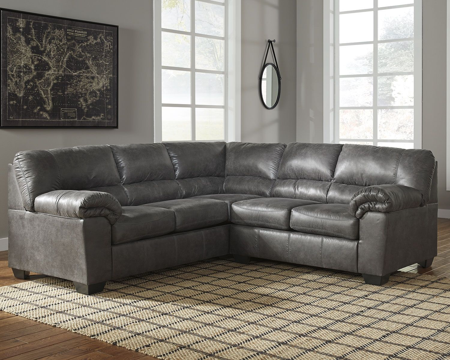 Best Bladen 2 Piece Sectional With Images Country Furniture 400 x 300