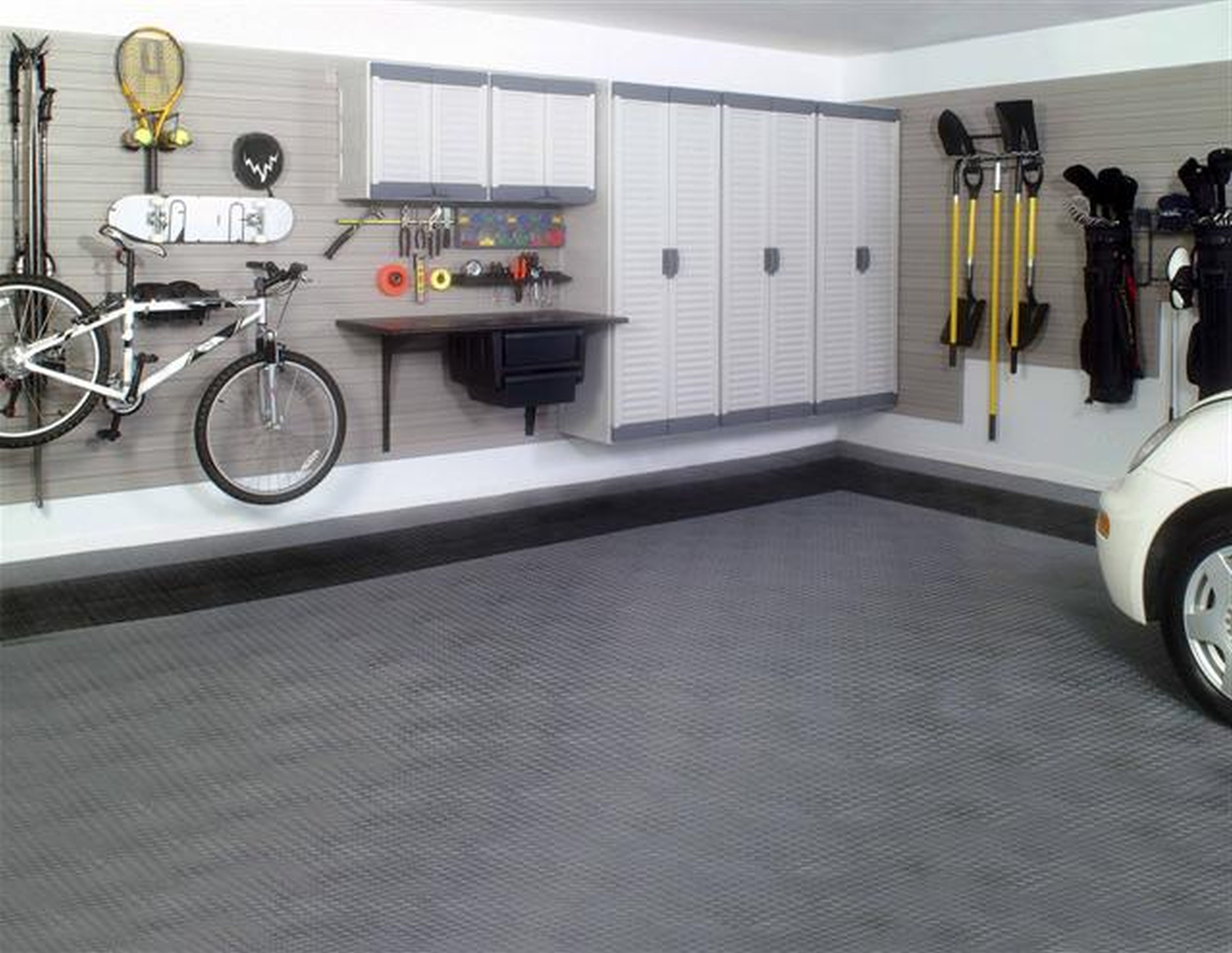 Garage Ideas Category For Awesome Cool Car Garage Ideas ...