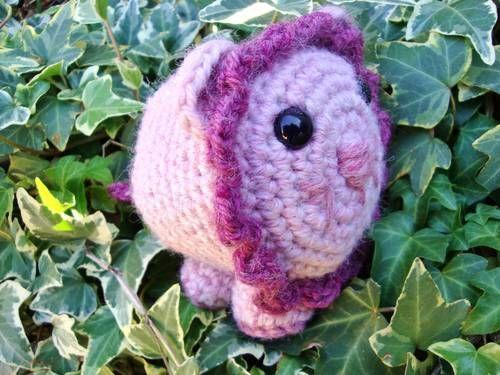 Little Amigurumi Lion : Little amigurumi lion from vanna s choice easy crochet critters