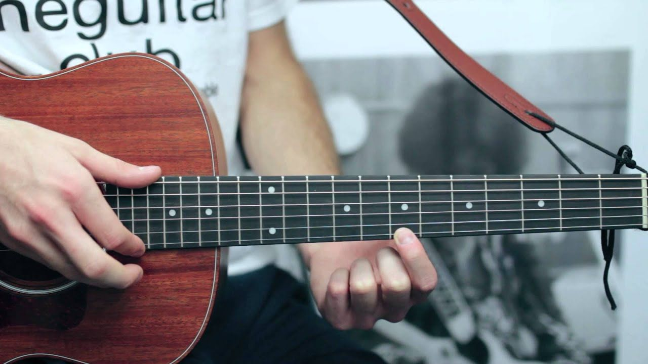 how to play twinkle twinkle little star on guitar notes