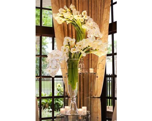Bellas orquídeas   centro de mesa para boda flores Pinterest