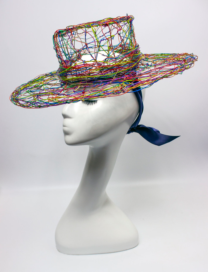 Pin On Fascinating Hats