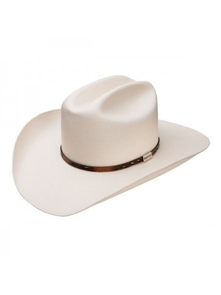Bailey Lubbock Natural//Tan Mens Straw Western Hat Cattleman