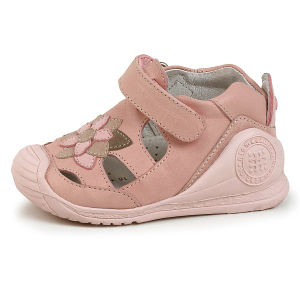 Zapatos rosas Biomecanics infantiles XP2Yz3F3I