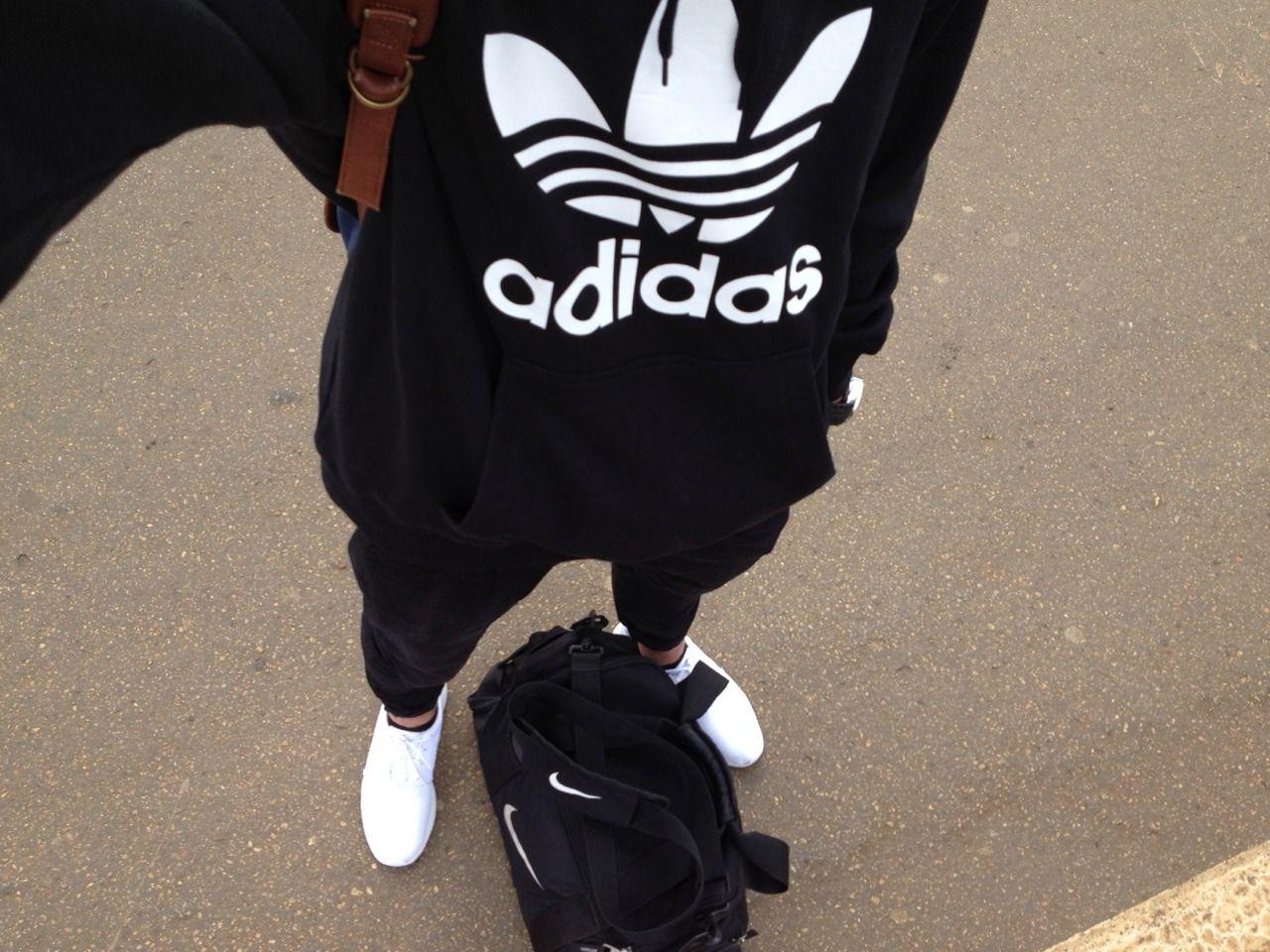 adidas style tumblr