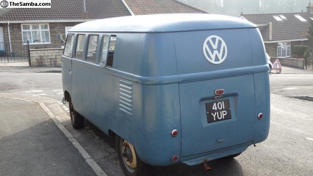 Thesamba Com Vw Classifieds 1950 Barndoor Kombi Volkswagen Split Volkswagen Vw Bus