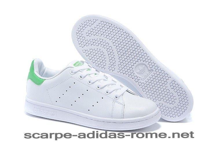 scarpe nuove adidas bianche donna