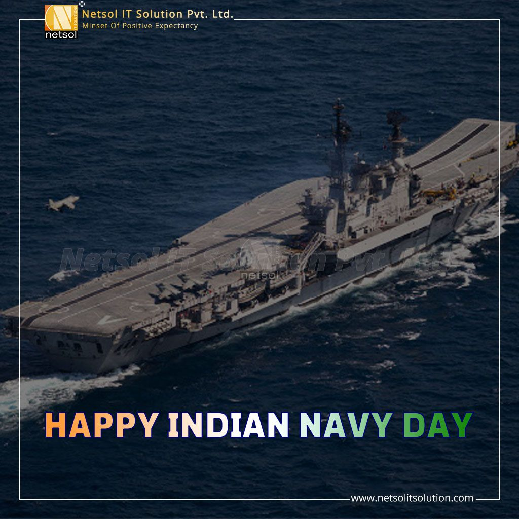 Indian Navy Day Netsol It Solution Indian Navy Day Navy Day Indian Navy