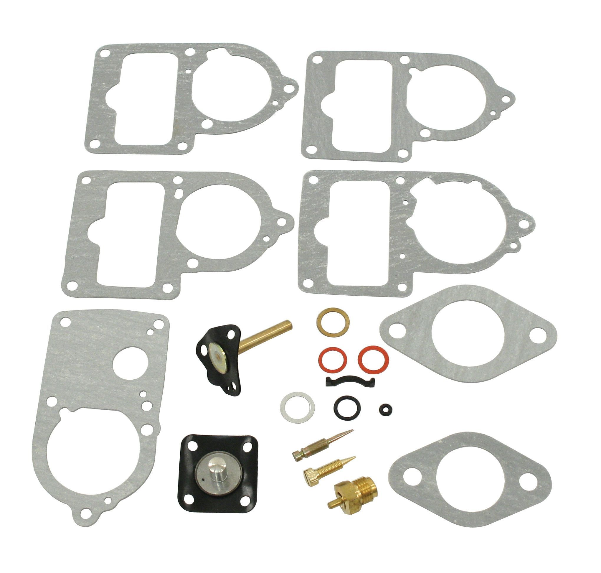 hight resolution of vw solex 28 34 pict carburetor rebuild kit empi 2500