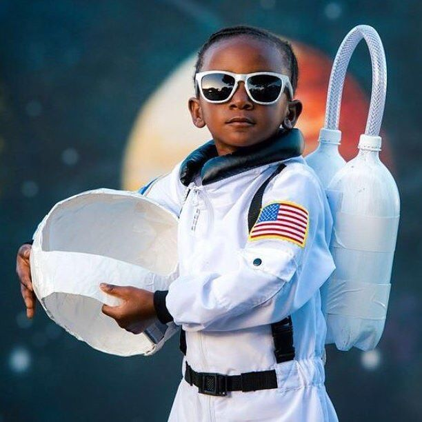 astronaut kid space - photo #7