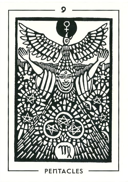 Image result for light and shadow tarot