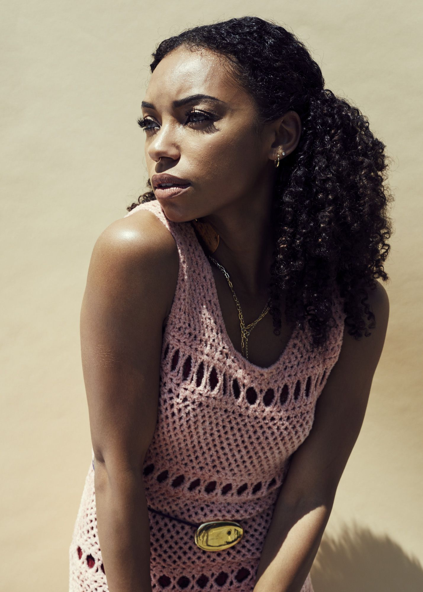 picture Logan Browning