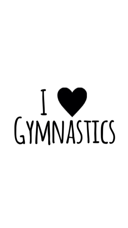 I Actually Dont Love Gymnastics