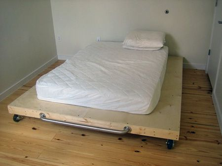 How To Make A Platform Bed On The Cheap Build A Platform Bed